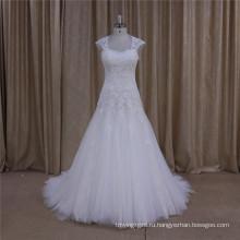 Подгонянный Тонкий-Линии Свадебные Платья