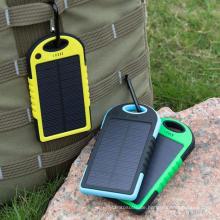 Solarbatterie-Handy-Energie-Bank-Ladegerät von der Fabrik ISO9001