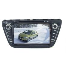 Windows CE Car DVD Player for Suzuki S-Cross (TS8573)