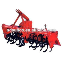 Bineuse rotative pour tracteur agricole