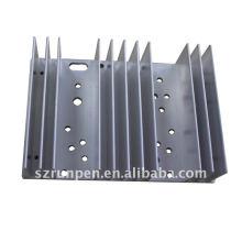 aluminum/plastic extrusion parts