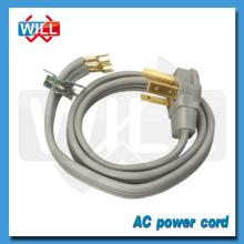 America Canada 50A 125V/250V NEMA 10-50P power cord with SRDT