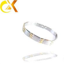 Ouro jóia por atacado ouro 24k pulseira mens