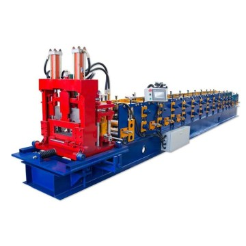 CZ metal purlin making machine