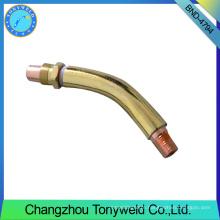 Bernard welding torch parts 500A swan neck 4794
