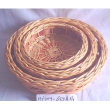 (BC-ST1034) Handmade Natural Rattan Storage Basket