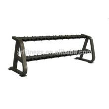 Importação de equipamentos de fitness rack Dummbell