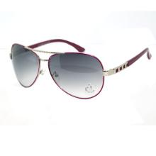 Gafas de sol de moda de metal (sz1543)