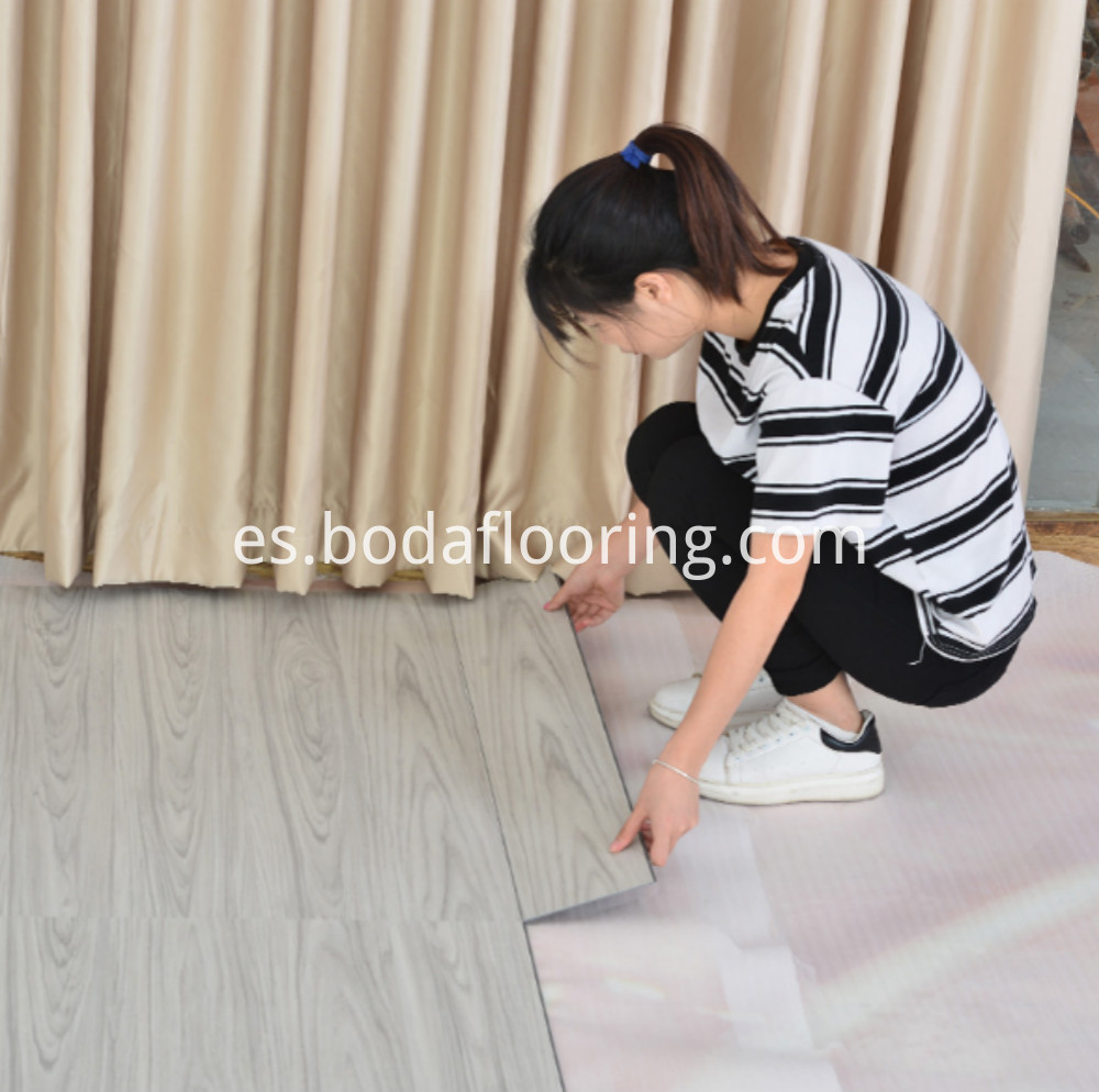 how to installation spc floor