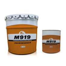 Adesivo para pisos de poliuretano bicomponente