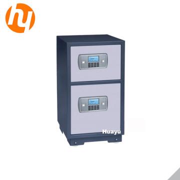 Caja fuerte grande / pequeña del metal del tamaño de la caja con el bloqueo mecánico Personalizar