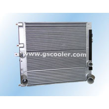 Kombiniertes Kühlpaket für Maschinen von Ingenieuren (C025)