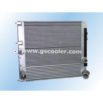 Combined Cooling Package for Engineer Machinery (C025)