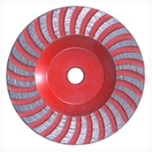 Turbo Grinding Wheels (Type 27, Type 41, Type 42)