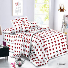 Atmungsaktive Rayon Cotton Printed Plain Home Textiles Sheets