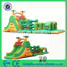 Giant inflatable playground obstacle course sport inflatable obstacle course for sale