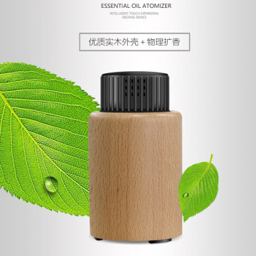 Car Aromas Nebulizing Air Diffuser for Essential Oils