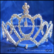 Rhinestone pageant crowns vintage tiaras tiara accessory mini tiara combs