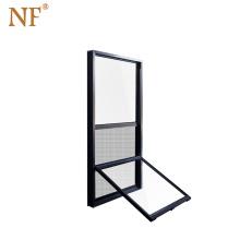 American style  standard aluminum sash windows