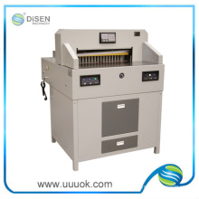 Haute précision plus avantages machine coupe-papier