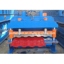 Máquina formadora de rolos de painel de aço colorido
