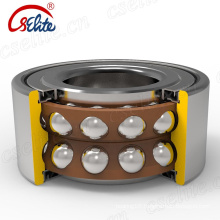 Agriculture Double Row Angular Contact Bearing 4307
