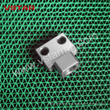 Insert Molded Plastic Component for Machined Parts Stainless Steel Spare Part Vst-0928