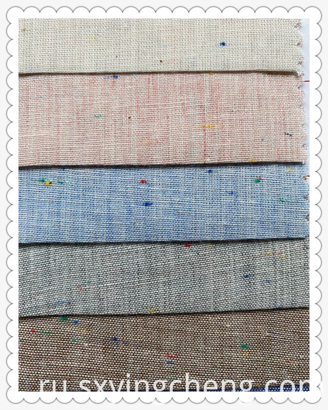 All Cotton Color Dot Cloth