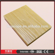 Antideslizante WPC Decks Y Plástico Decking Boards Para Patio