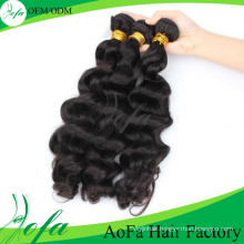 Manufactor Wholesale Grade 7A Virgin Hair Brazilian Human Hair