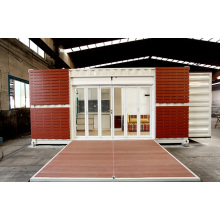 Nuevo diseño Auotomatic Openned Container House