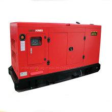 Conjunto de generador diesel impermeable 110kw con el motor de Lovol (UL138)