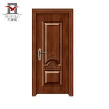 Puerta turca de madera de acero ecológica de alta gama y estilo nuevo