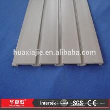 Dekorative Slatwall Panels für Fitnessraum