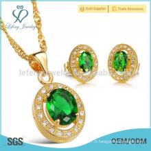 Pendentifs en cristal plaqués de cuivre, pendentifs en cuivre ensemble ensemble de bijoux