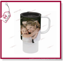 14oz Coated Travel Plastic Mugs for Sublimation by Mejorsub