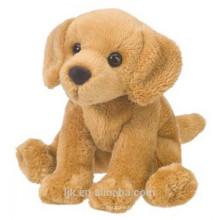 ICTI factory custom plush golden retriever dog toy