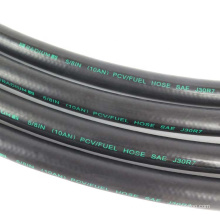 Professional Smooth Surface Black T6062 Blue Fuel Hose