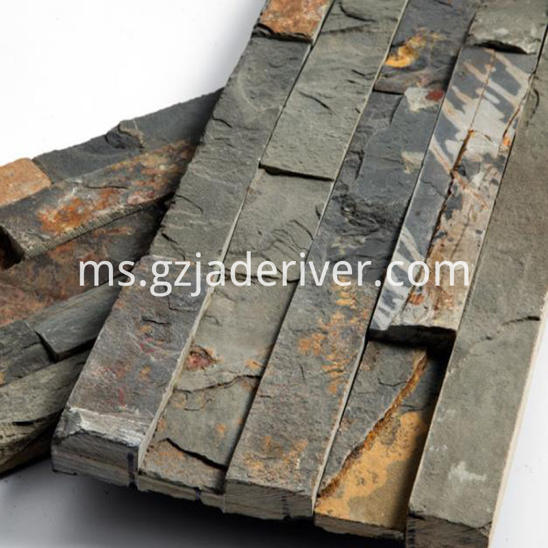 Natural Slate Culture Stone for Background