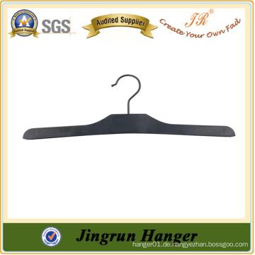 Selling Well Thick Plastic Pants Hanger mit Verschluss Bar