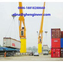 Портовый кран для подъема контейнеров Кран для кранов Контейнерный кран