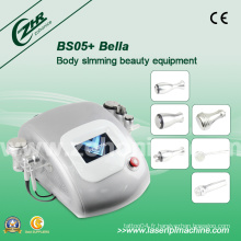 Bs05 6in1 Cavitation Ulstornic RF PDT Body Slimming Beauty Machine