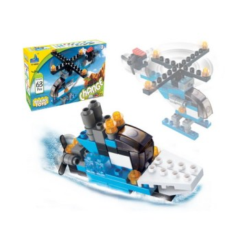 Flying Toy Speed Helicopter Boats