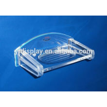 Hot Sale Soap Dish Made in Clear Acrylic