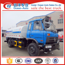 2016's new dongfeng water truck, 10cbm water tanker truck with cheaper