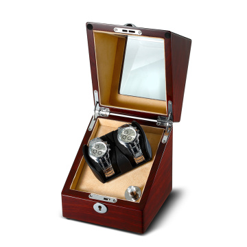 Solid Wood Automatic Watch Winder Box
