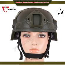 hot selling products Ballistic Face Shield bulletproof kevlar ballistic helmet