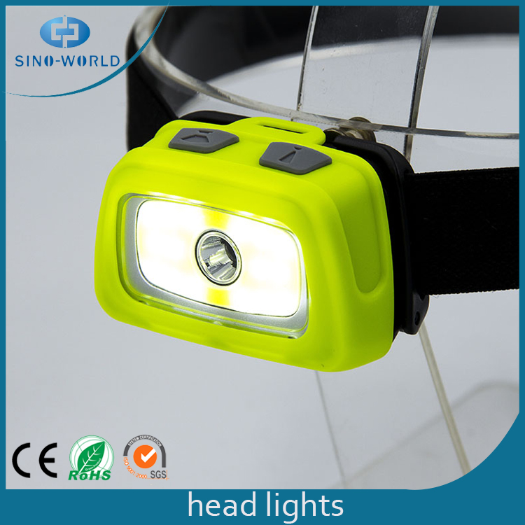 headlight with back light