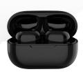 Fones de ouvido sem fio Bluetooth com capa de carregamento