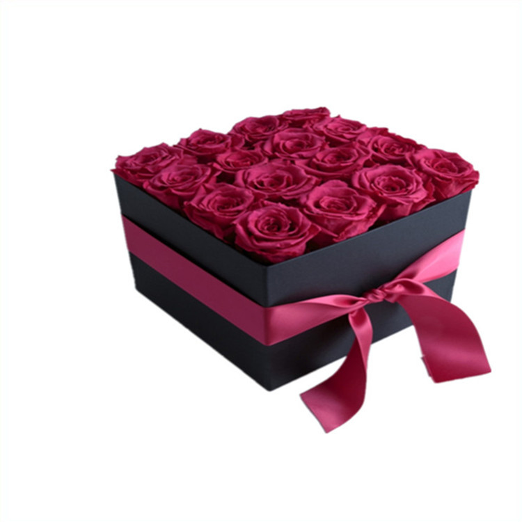 Roses Box Packaging Flower